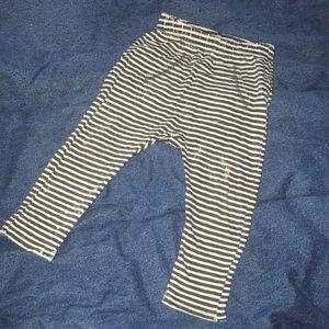 Zara Toddler Boys Drop Crotch Pants